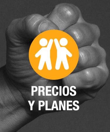 PRECIOS Y PLANES